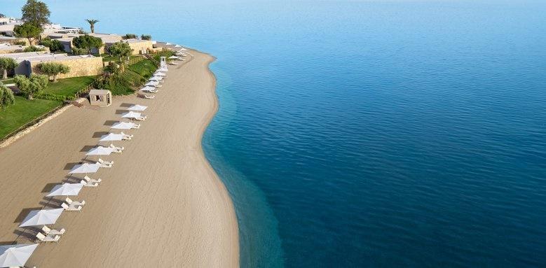 ikos olivia, beach view