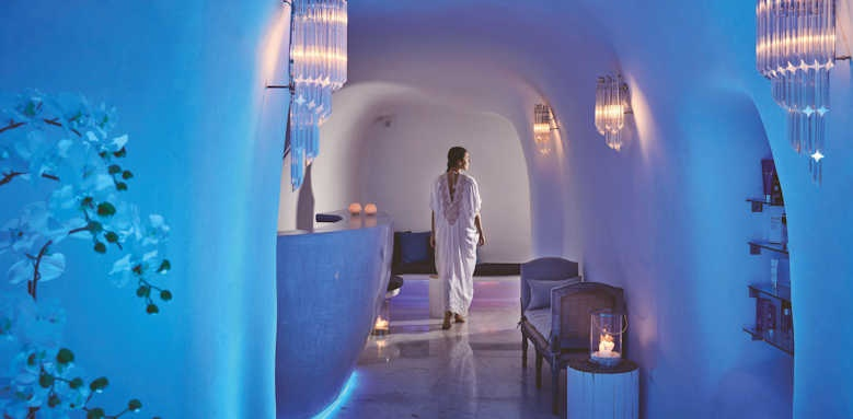 canaves oia suites, spa