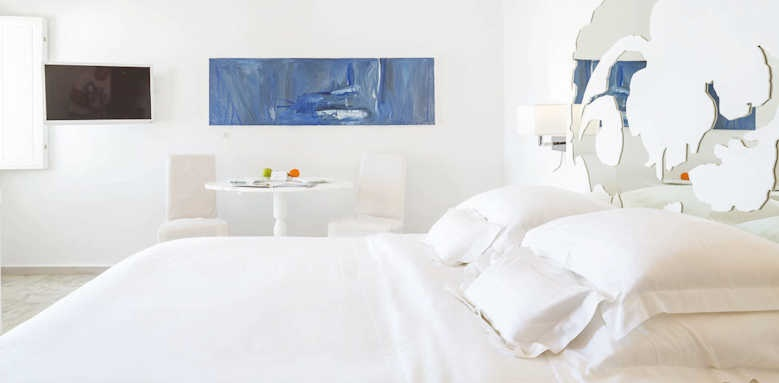 canaves oia suites, junior suite