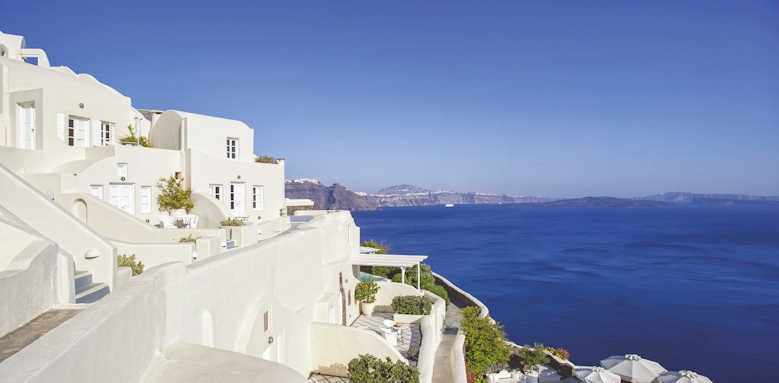canaves oia, exterior