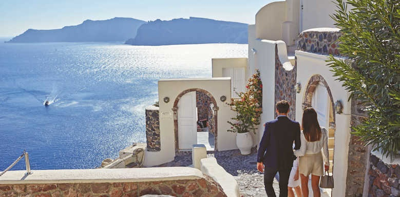 canaves oia suites, view