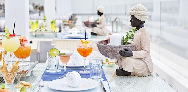 creta palace, cocktails