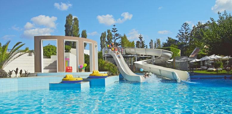 creta palace, kids pool