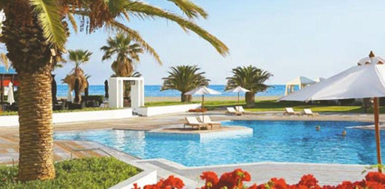 creta palace, pool