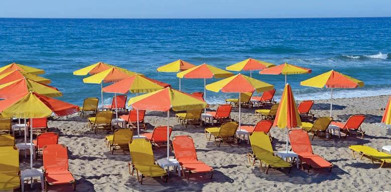 Rimondi Boutique Hotel, beach