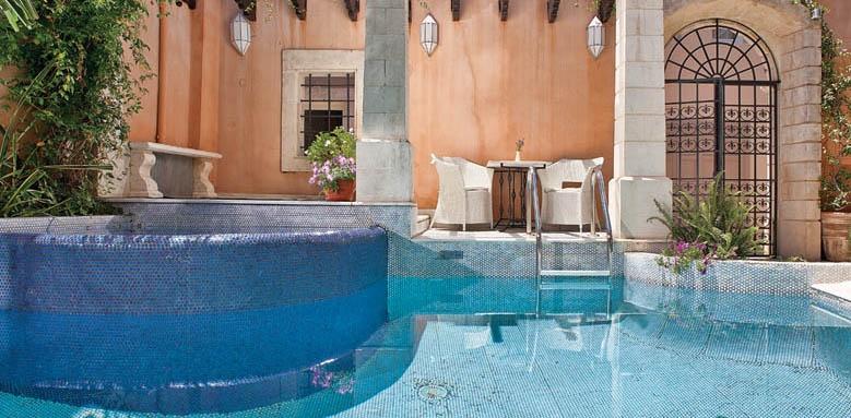 Rimondi Boutique Hotel, pool and exterior