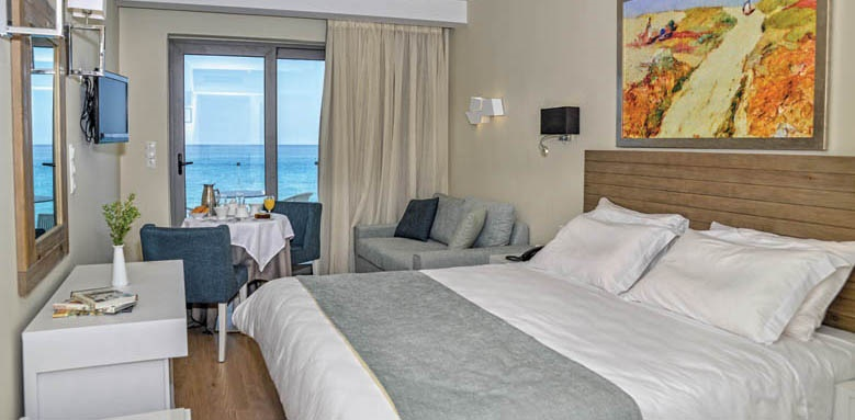 Swell Boutique Hotel, standard double sea view