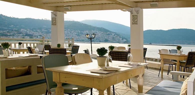 Skopelos Village Suite Hotel, Agioli Restaurant
