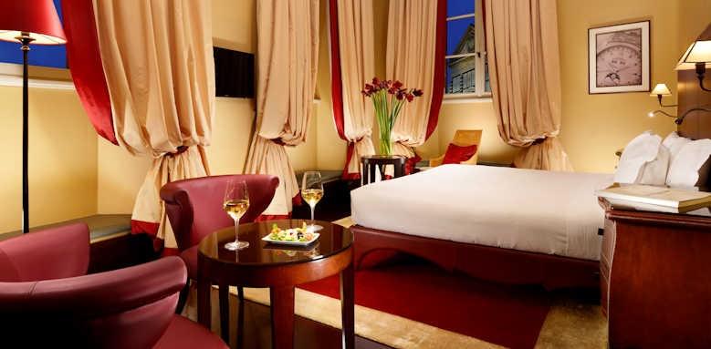 Hotel L'Orologio, Deluxe view