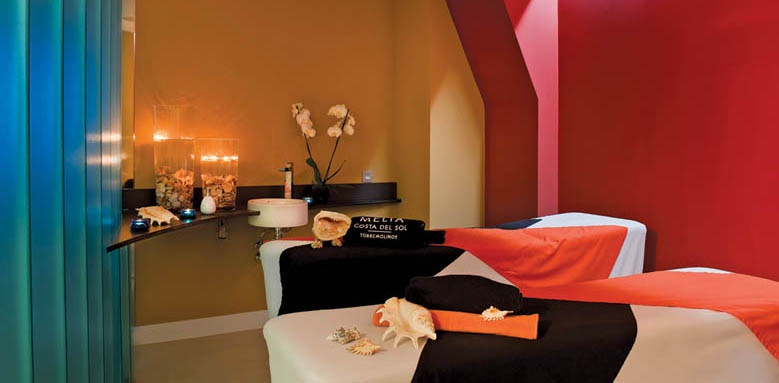 Melia Costa Del Sol, spa treatment room