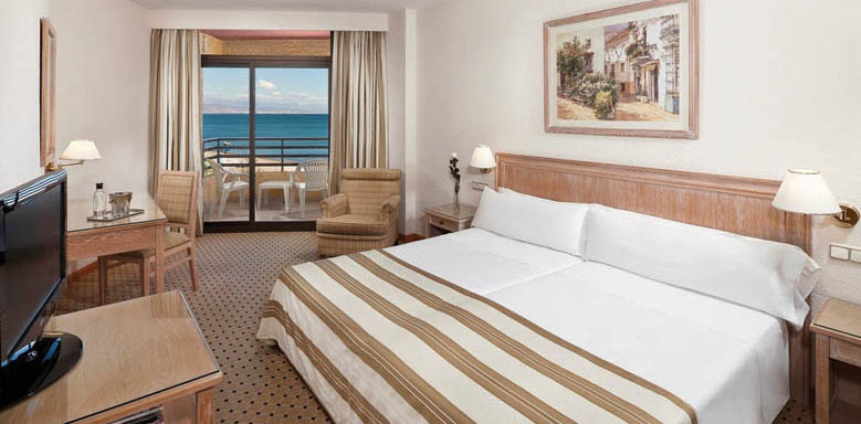 Melia Costa Del Sol, standard room