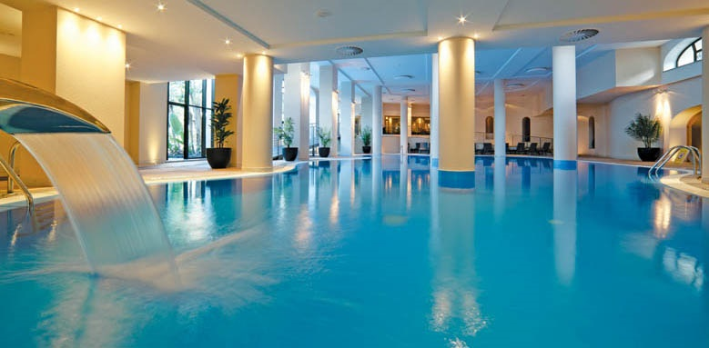 Porto Mare, indoor pool