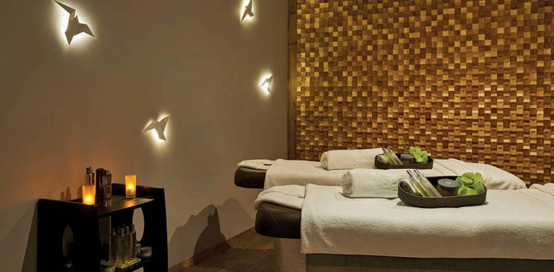 Porto Mare, spa treatment room