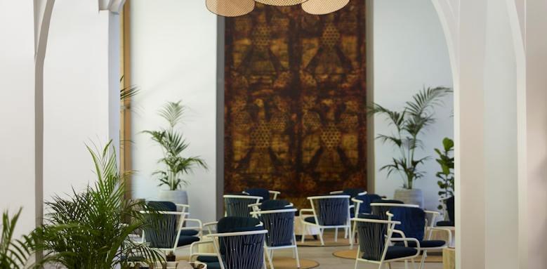 Rhodes Bay Hotel, lobby