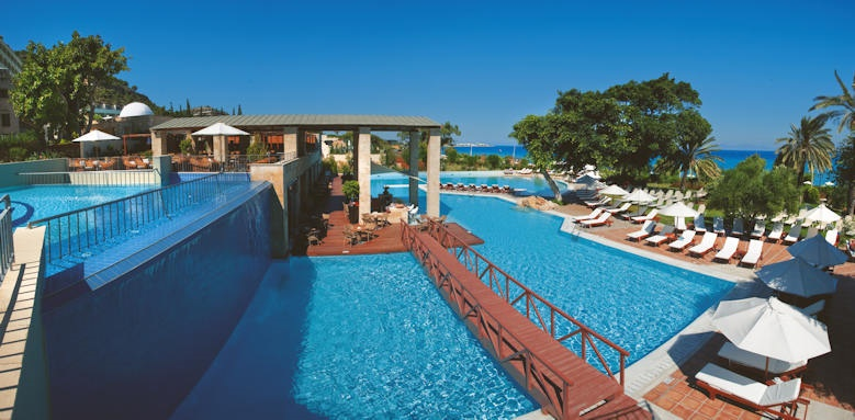 Rhodes Bay Hotel, swimming pool