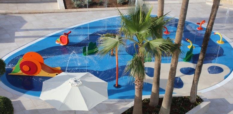 iberostar playa de muro, splash zone kids pool