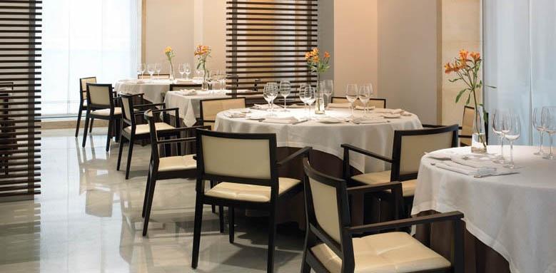 Hospes Amerigo, restaurant