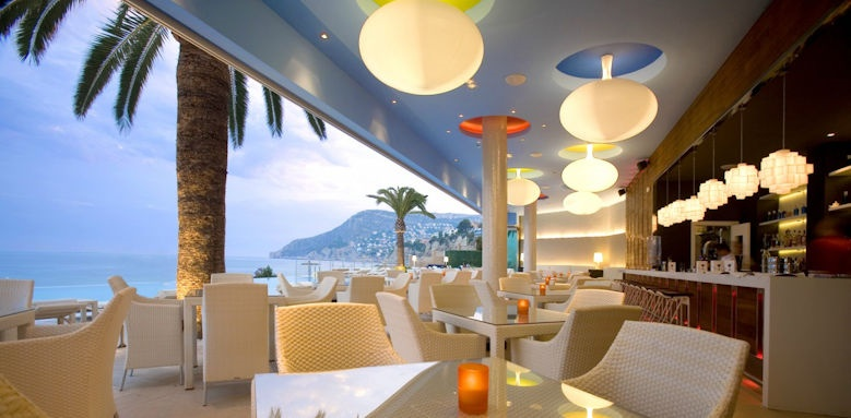Gran Hotel Sol y Mar, beach club