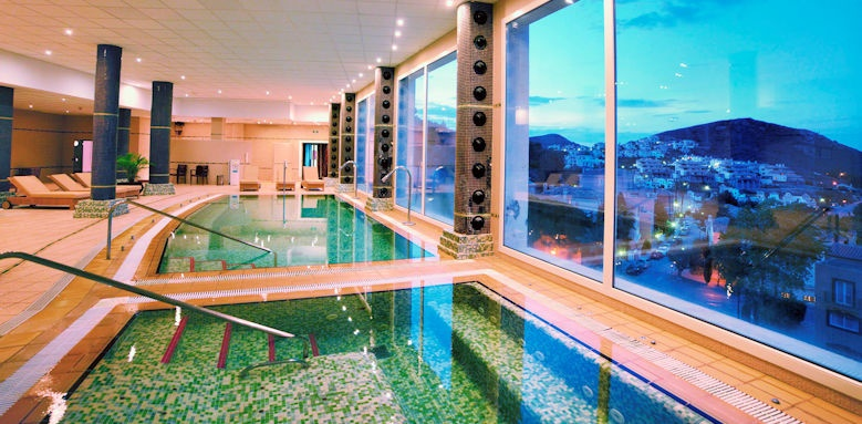La Manga, indoor pool