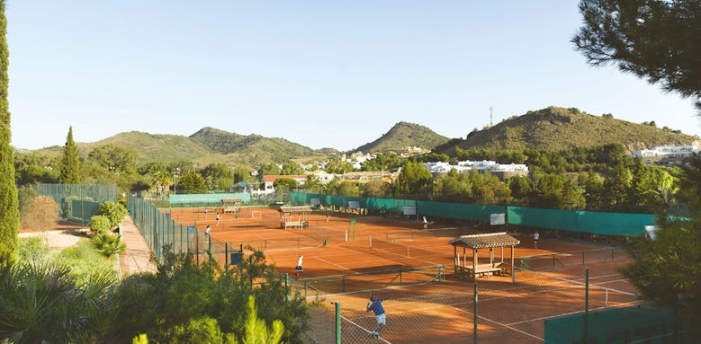 La Manga, tennis