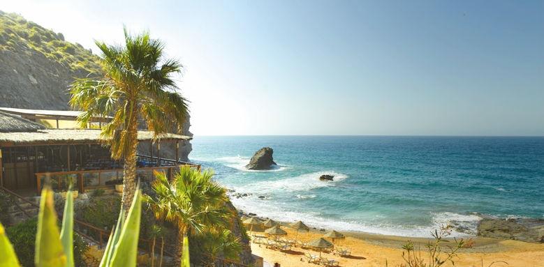 La Manga, beach