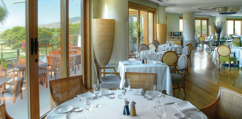 La Manga Club Hotel Principe Felipe, Amapola restaurant interior
