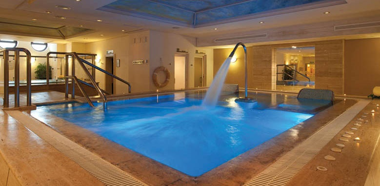 Hotel Fuerte Miramar, indoor pool