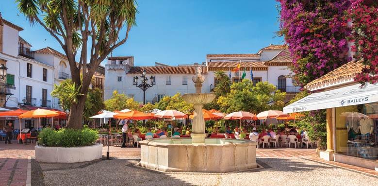 Hotel Fuerte Miramar, Marbella Old Town