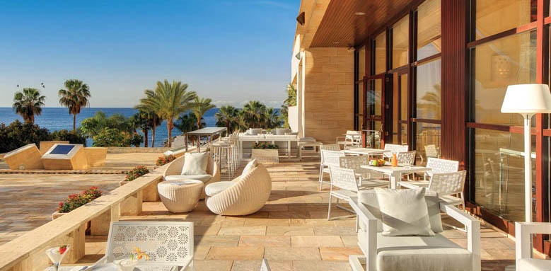Hotel Fuerte Miramar, exclusive lounge