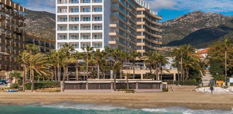 Hotel Fuerte Miramar, exterior