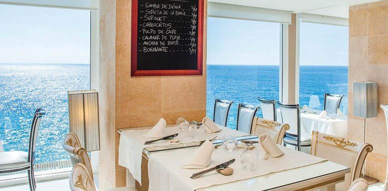 Villa Venecia, restaurant