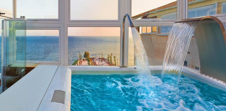 Villa Venecia, spa pool