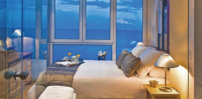 Villa Venecia, individual sea view room