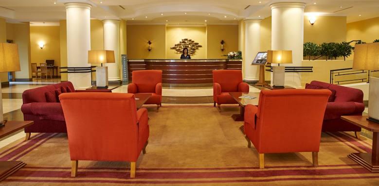 Porto Santa Maria, lobby