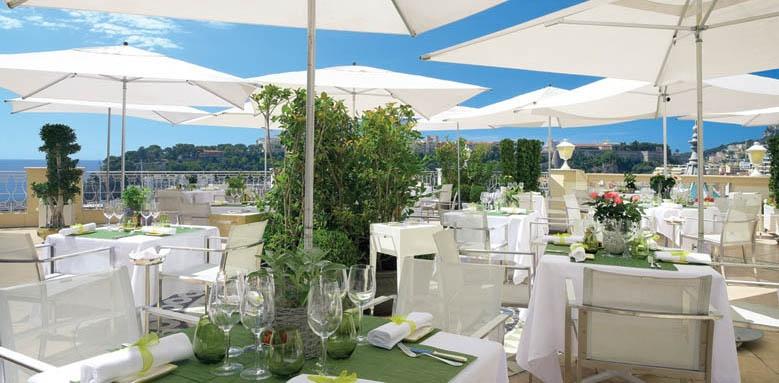 Hotel Hermitage, Le Vistamar restaurant