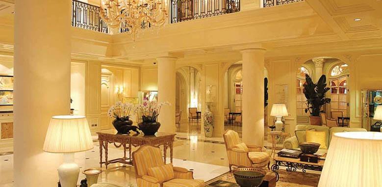 Hotel Hermitage, lobby