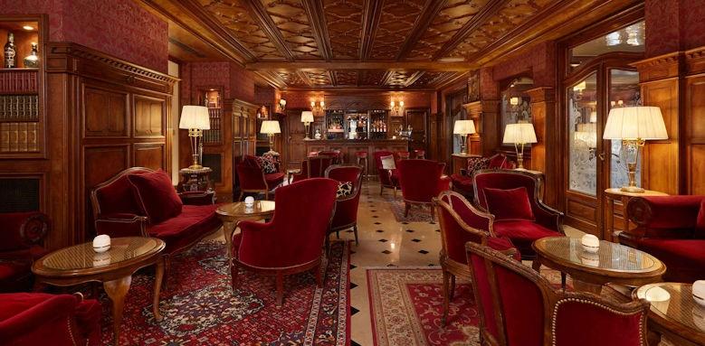 Hotel Regina Paris, English Bar