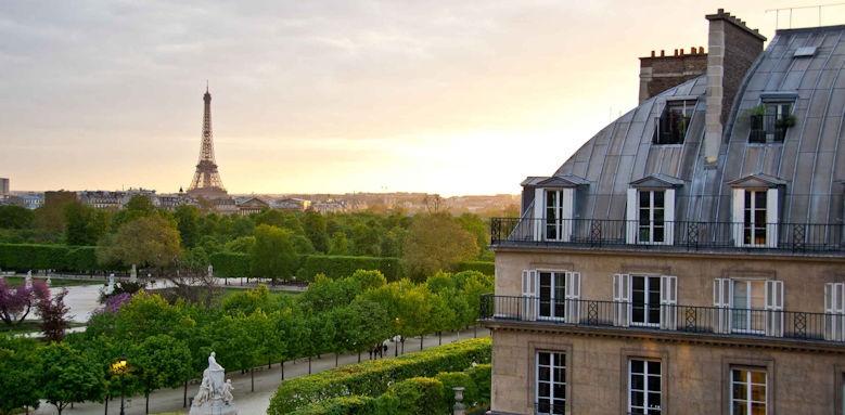 Hotel Regina Paris, Eiffel Tower Image