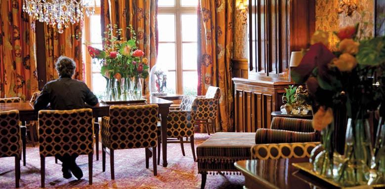 Hotel Estherea, lounge