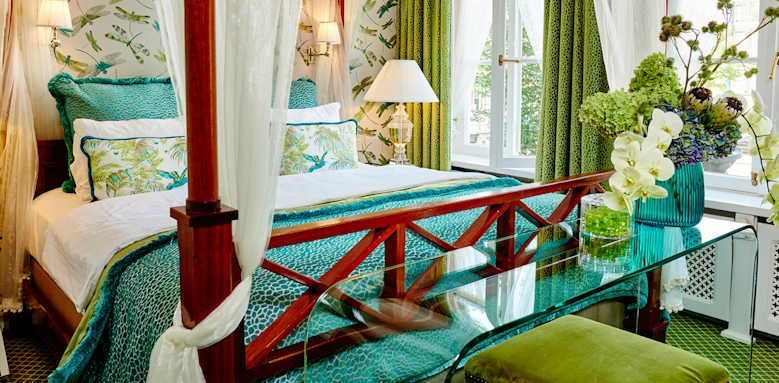 Hotel Estherea, Deluxe Canal View Rooms