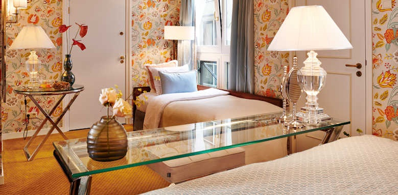 Hotel Estherea, family rooms