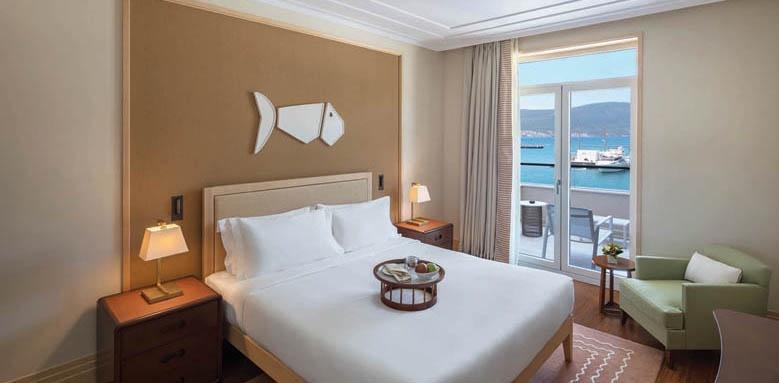 Regent Porto Montenegro, deluxe room