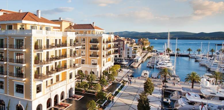 Regent Porto Montenegro, hotel exterior