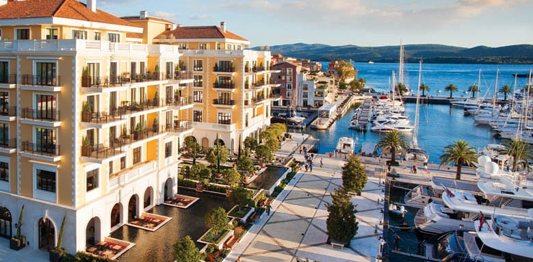 Regent Porto Montenegro, marina