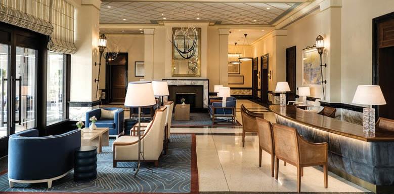 Regent Porto Montenegro, lobby