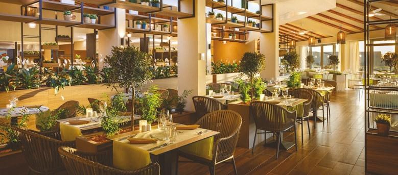 valamar argosy, restaurant