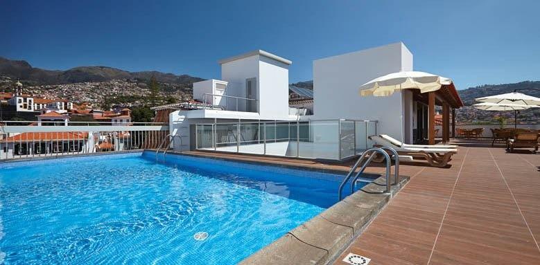 hotel madeira, pool