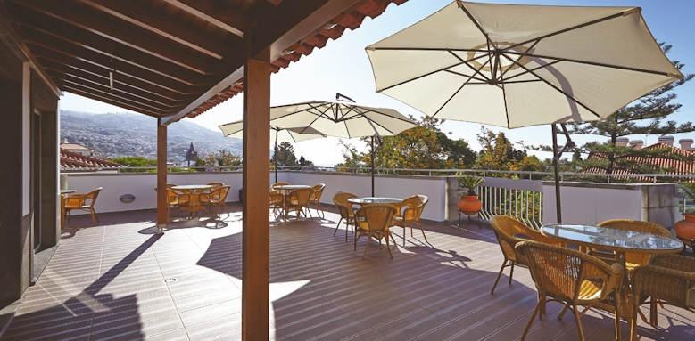 hotel madeira, terrace