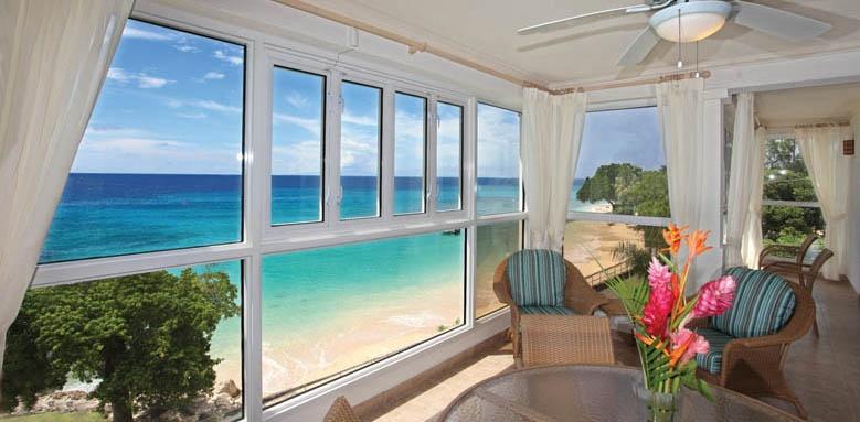 Beach View, balcony view