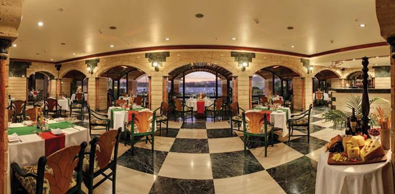 Sonesta St George Hotel, Beban restaurant
